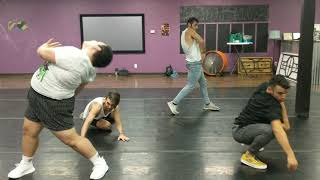 Robyn - Honey (Choreography by Abel Garcia)