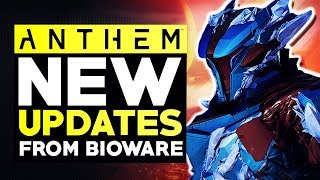 Anthem Cataclysm Tons of New Armors & Cosmetics but Where's The New Update?