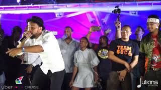 Kes Hello Live A The 2017 Ubersoca Cruise 34 2018 Soca 34 Hd