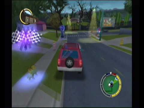 The Simpsons Hit and Run Walkthrough pt11