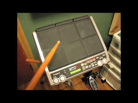 Part 1: Hardware - Roland SPD S as MIDI drum trigger input for Ableton Live Session Drums