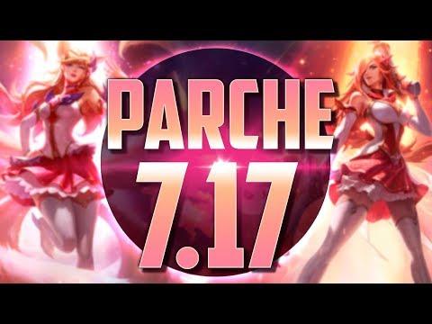 BUFF A ZED? ... | PARCHE 7.17 (League of Legends)