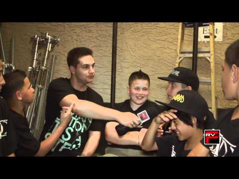 Fan Questions For Iconic Boyz After Their Nrg Dance Project Tour Show Az video