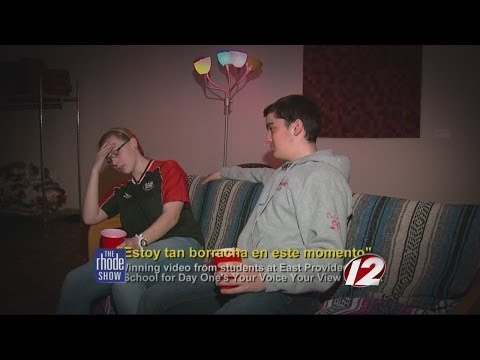 Local Teens Win Sexual Violence Prevention Video Contest video