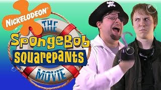 THE SPONGEBOB SQUAREPANTS MOVIE | What We Had to Watch | Il Neige (Featuring Spazzmaster)