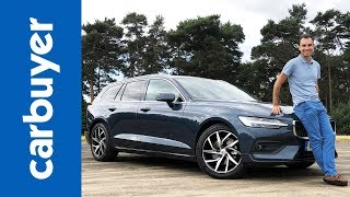 Volvo V60 2019 in-depth review - Carbuyer