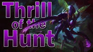 Thrill of the Hunt (Rengar/Kha'Zix Lore)