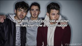 Jonas Brothers - Used To Be (Lyrics)