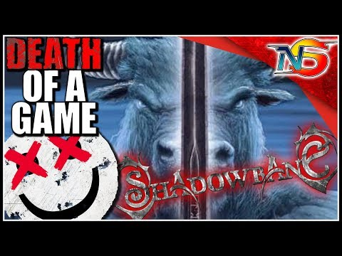Death of a Game: Shadowbane