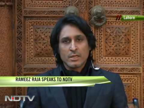 Pak is half strong in front of India: Rameez