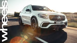 2018 Mercedes-AMG GLC63 S review | Wheels Australia