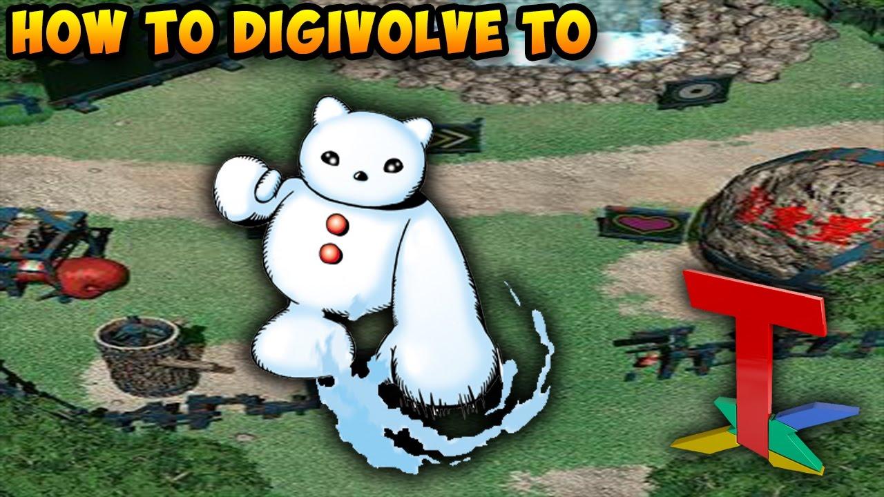 digimon world 1 how to meet frigimon