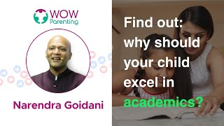 Help your Child Score 100 in Academics & Cricket like Dravid | Wow Parenting