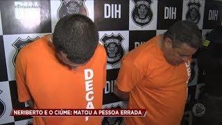 Pai e filho são presos no Tocantins acusados de assassinato em Goiás