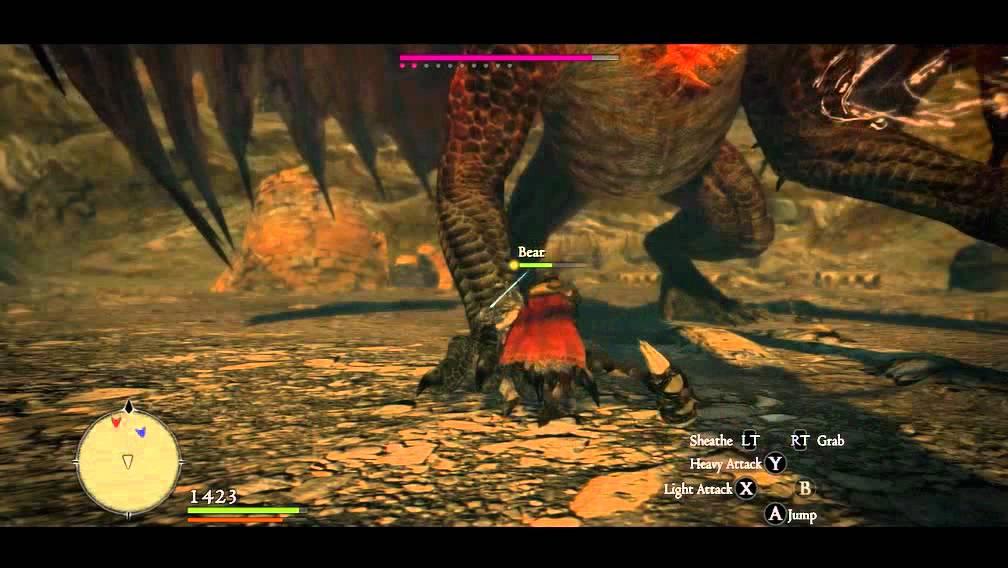 dragon dogma grigori ending a relationship