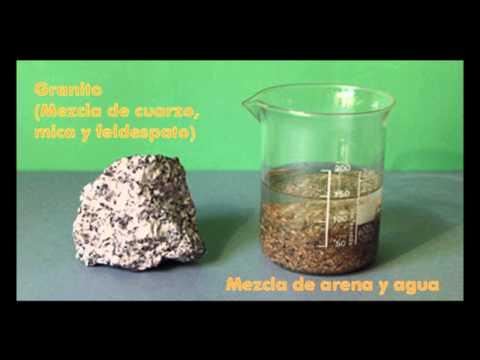mezclas homogeneas y heterogeneas tarea de quimica