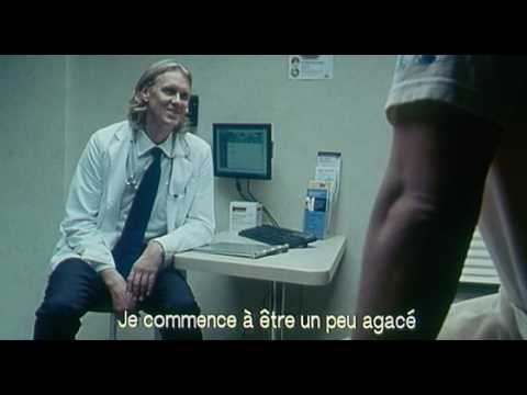Your accent is very thick, extrait de Funny People (2008)