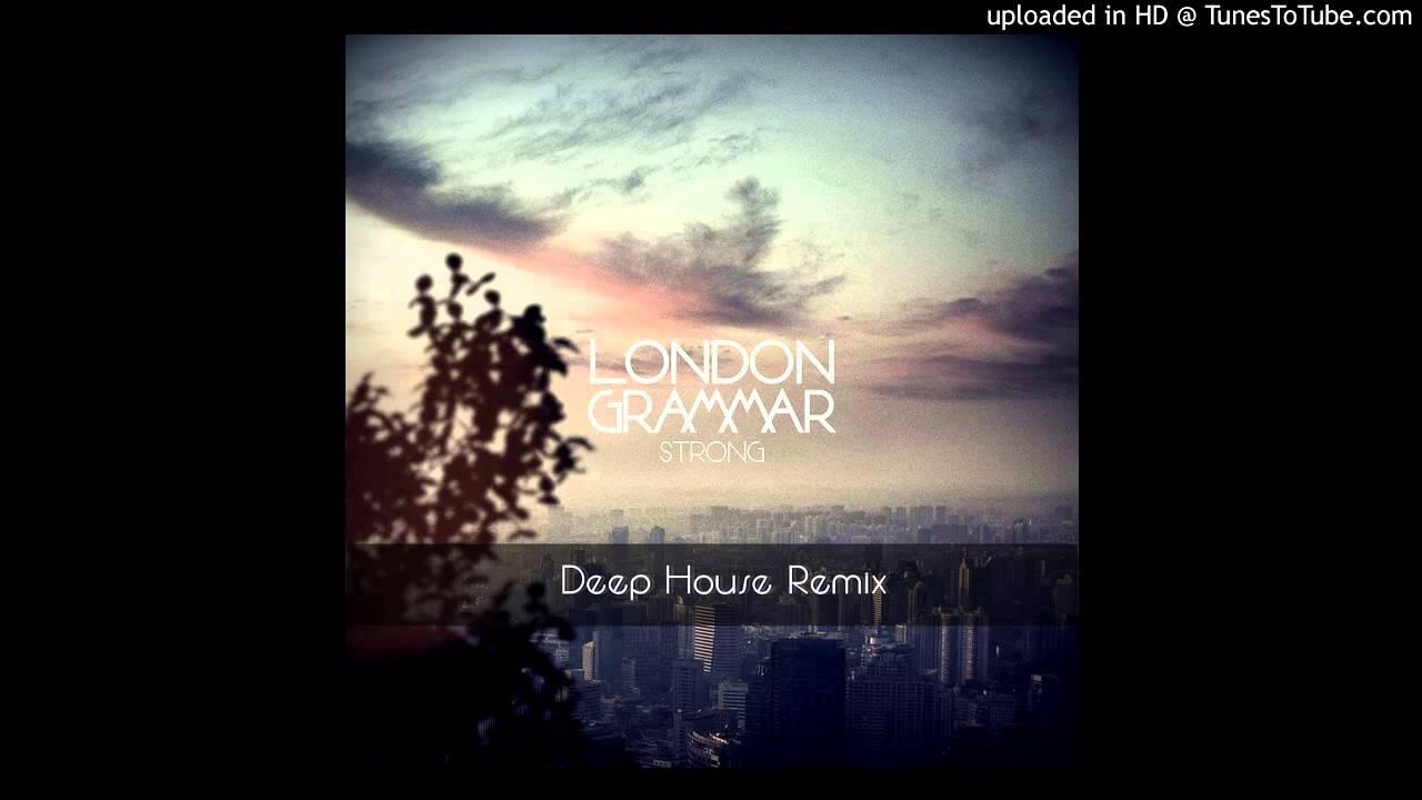 Strong london grammar shoby deep house remix youtube for Deep house london