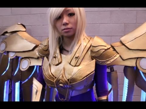 Spectacular League Of Legends Cosplay And More | Gamebreaker Ep12