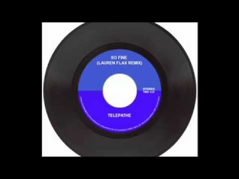 Telepathe - So Fine (Lauren Flax Remix) [2009]