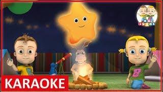 KARAOKE    Twinkle, Twinkle Little Star   Nursery Rhymes for kids