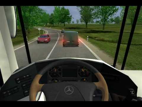 ETS Mercedes Turismo
