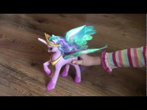 My Little Pony - Princess Celestia Toy - zabawka Księżniczka Celestia My Little Pony