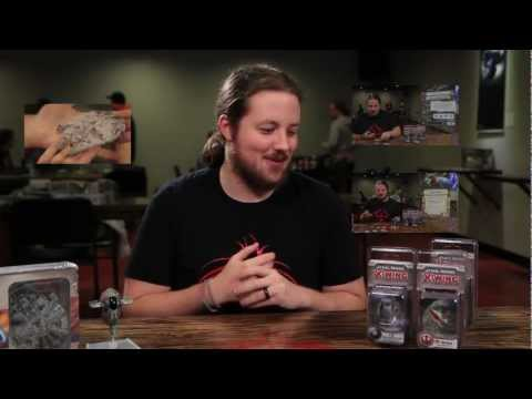 A-Wing Unboxing - Star Wars X-Wing Miniatures