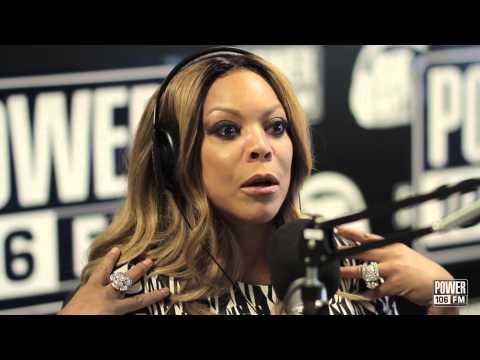 Wendy Williams Talks Aaliyah; Producing TV Movie Biography