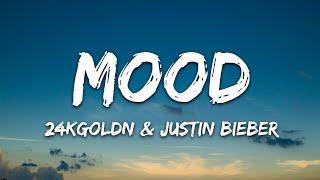 Download lagu 24kGoldn - Mood Remix (Lyrics) ft. Justin Bieber, J Balvin, Iann Dior