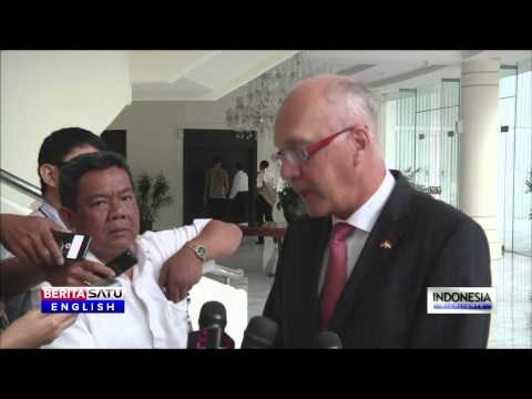 Germany Promises Development Plans in Papua, Aceh
