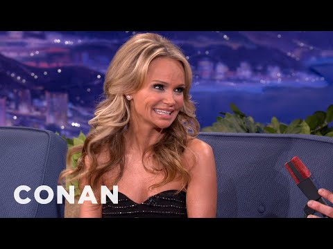 Kristin Chenoweth Really, Really Loves Chain Restaurants - CONAN on TBS