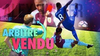 DONNEZ MOI UN CARTON ROUGE ! - JE POURRIS LA VIE D'ALEX HUNTER #2 - THE JOURNEY FIFA 18