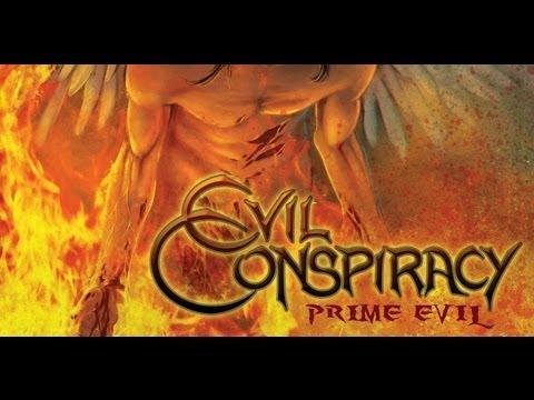 Evil Conspiracy   Prime Evil [Lyric Video]