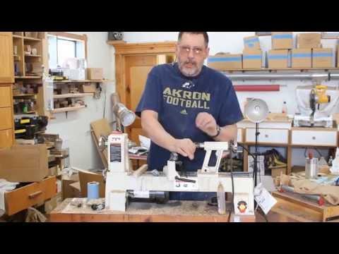 Selecting a Wood Lathe