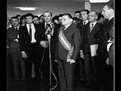 HIST�RIA DO BRASIL: O GOVERNO DE CASTELO BRANCO = NARRA��O PROF. CESAR MOTA