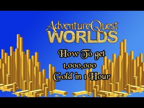 Aqworlds trading system