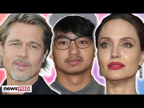 Brad Pitt & Angelina Jolie's Son REFUSES To Reconcile With His Dad!