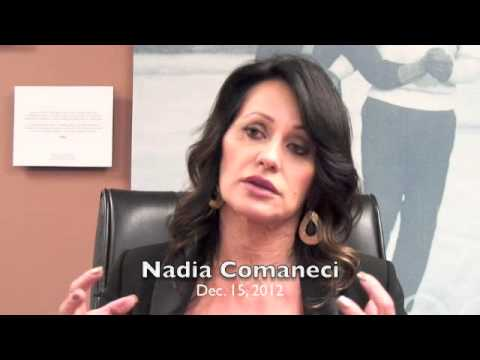 Nadia Comaneci (2012) Remembers