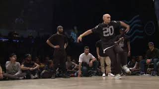 Arabiq Flavour VS Flooriorz [Breaking 3on3 1/2 finale] ▶ HIP OPsession ◀ France 2016