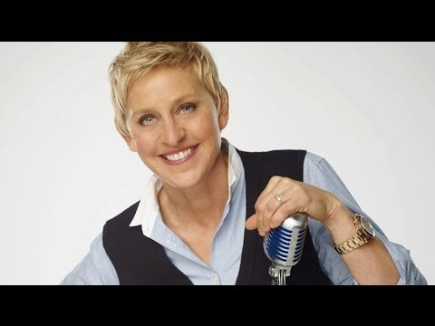 Ellen Is The Most Powerful Gay Celeb Of America
