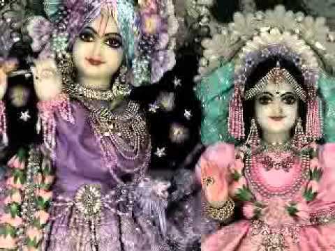 Phoolon Mein Saj Rahein Hain Sri Brindaban Bihari video
