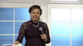 "Pastor Mercy Mesfin ""Solving Problems in Relationship"""
