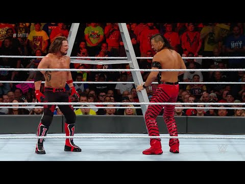 AJ Styles and Shinsuke Nakamura finally come face to face: WWE Money in the Bank 2017 thumbnail