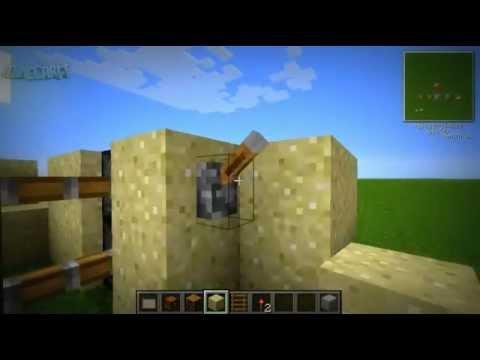 Tutorial Minecraft: Como hacer Super Escondites Habitaciones Secretas Cofres y más.