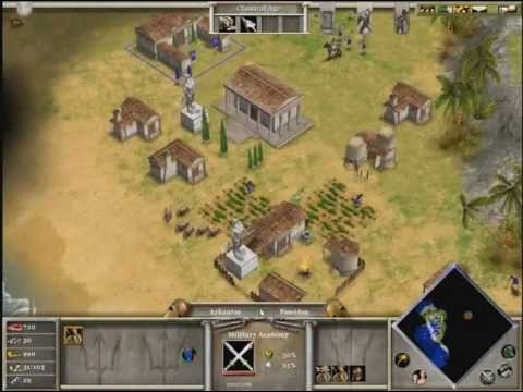 Age of Mythology: EP2 part1 (Maldição o telefone tocou)