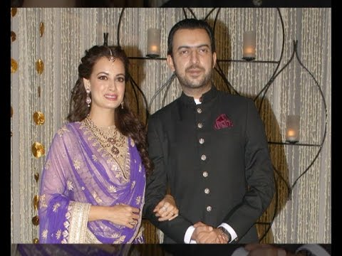 Watch actress Dia Mirza's Sangeet Ceremony