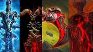 Las Armas y Objetos mas poderosos del Universo de Warcraft