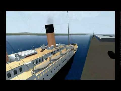 "Virtual Sailor 7 - ""RMS Titanic"""