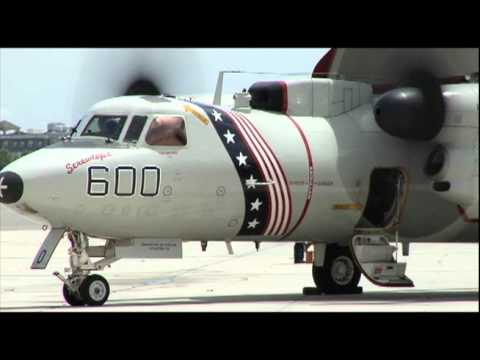 Homecoming: Enterprise Strike Group Airwing